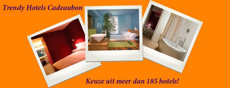 Trendy Hotels Cadeaubon