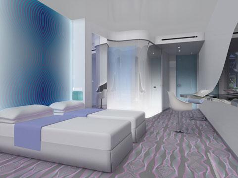 Trendy nhow hotel berlijn is geopend trendy hotels blog for Trendiest hotels