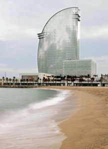 W Hotel Barcelona Meetings Incentives Events